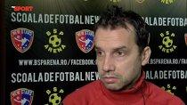 """VIDEO EXCLUSIV   Paraschiv îl """"transferă"""" pe Rădoi la Steaua: """"El trebuie să revină acum în Ghencea. Am înţeles că e aşteptat cu braţele deschise"""". Culmea, Rădoi putea ajunge mare dinamovist"""
