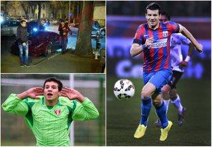 Richie Rich vine la Steaua. Familia lui Ţucudean este mai bogată decât Gigi Becali. Vârful remarcat de David Villa are un parc auto de 630.000 de euro