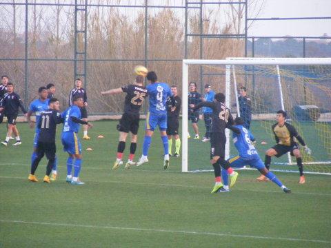 Bumba, la primul gol pentru Astra. Dublă pentru Alibec. Trupa lui Protasov va da piept cu Hoffenheim