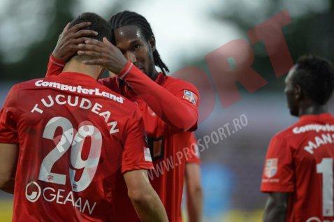 Transferul lui Ţucudean i-a închis uşa în nas. Steaua a renunţat la unul dintre cei mai buni fotbalişti care a trecut prin Liga 1