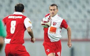 Goian a semnat cu Dinamo. Fundaşul se întoarce în Ştefan cel Mare după 5 ani