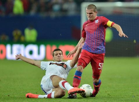 """Prima declaraţie a lui Ţucudean după ce a semnat cu echipa lui Gâlcă: """"Sunt bucuros că voi îmbrăca tricoul Stelei. E un pas înainte în cariera mea"""""""