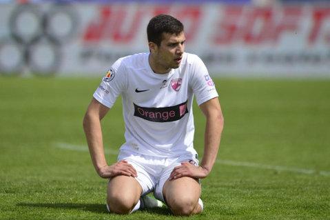 """Argăseală: """"Sunt convins că Ţucudean va fi primit bine de suporteri. Are drumul netezit de Tamaş"""". Ce salariu va avea atacantul la Steaua"""
