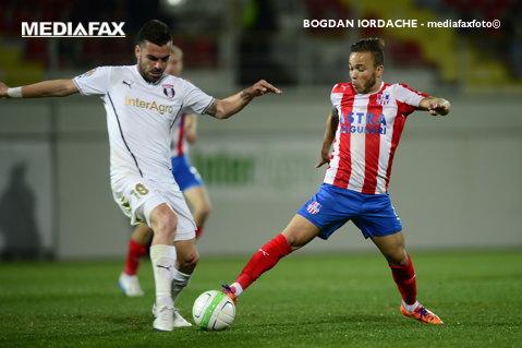Cristescu pleacă în cantonament cu Dinamo. De ce depinde transferul în Ştefan cel Mare