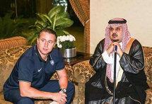 Reghecampf, scandal monstru în Arabia Saudită. Şeicii l-au chemat în audienţă de urgenţă şi au decis să îl dea afară. Ce s-a întâmplat