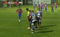 Steaua - Sturm Graz 0-2. Campioana a jucat penibil şi a pierdut fără drept de apel contra locului 5 din Austria