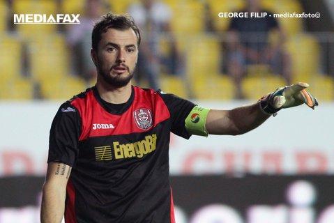 Felgueiras, aproape de un transfer la Konyaspor. Portarul va juca alături de Torje şi Marica