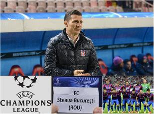 Schimbări majore la Steaua. Asta e echipa pregătită de Gâlcă pentru preliminariile UCL! 5 nume noi şi pierderi grele din primul 11
