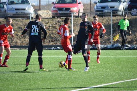 Cristescu, Cordoş şi Grozav au plecat cu Dinamo în cantonamentul din Spania