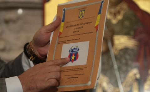 """CSA Steaua, un nou mesaj pentru Gigi Becali: """"Suntem dispuşi să continuăm dialogul"""""""