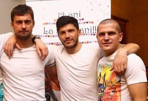 """Tamaş, implicat într-un nou scandal, la petrecerea dată de Bourceanu! Fundaşul Stelei, la un pas de bătaie cu prietenii închizătorului. Cei doi jucători neagă incidentul: """"Am sărbătorit în linişte"""""""