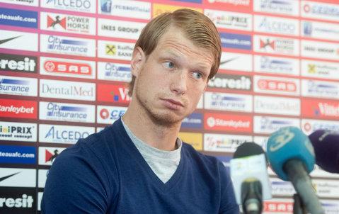 """Impresarul lui Arlauskis: """"E jenant ce i se întâmplă. Nu suntem în căutare de echipe pentru că echipele ne caută pe noi. Viitorul lui la Steaua se decide într-o săptămână"""""""