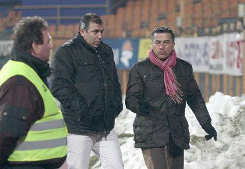 Ceahlăul întăreşte linia de mijloc: Nagy şi Stana ar putea debuta la Tg.Mureş