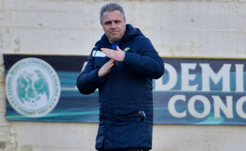 Marius Şumudică, suspendat patru jocuri şi penalizat cu 11.300 de lei