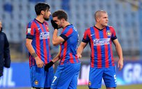 Steaua suferă: fără gol în 180 de minute jucate în retur! CSU Craiova - Steaua 0-0. Avansul roş-albaştrilor a scăzut la 5 puncte