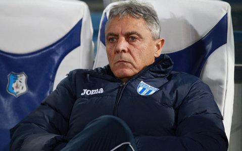 """Cârţu şi-a pus ştampila : """"E un rezultat pozitiv, mai ales că am jucat în repriza a doua în '10'!"""""""