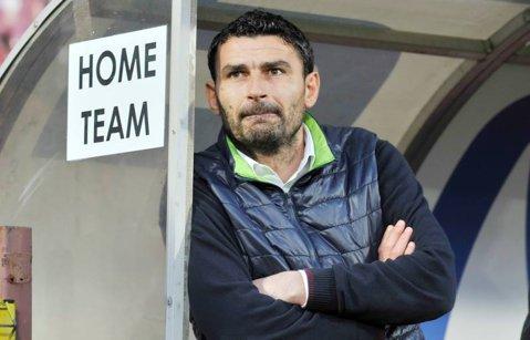 """Eugen Trică, dezamăgit după 0-4 cu Pandurii: """"Este umilitor rezultatul. M-a deranjat atitudinea jucătorilor mei"""""""