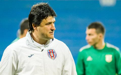 "Adrian Falub este noul antrenor al celor de la ""U"" Cluj"