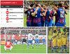 Cum arată clasamentul adevărului în Liga 1, doar cu echipele care AU  VOIE să joace în Europa. Şanse mari ca locul 7 să ducă în Europa League