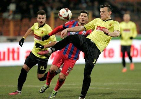 OFICIAL | Andrei Marc a semnat un contract cu Dinamo pentru patru ani şi jumătate
