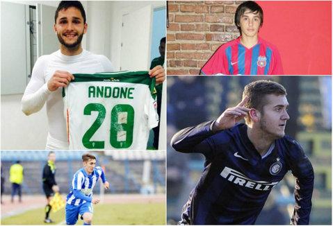 TOP 10. Ei sunt cei mai valoroşi jucători români sub 21 de ani! Dinamo dă 3 nume pe listă. 8. Fl. Andone, 6. St.Filip 3. Puşcaş: