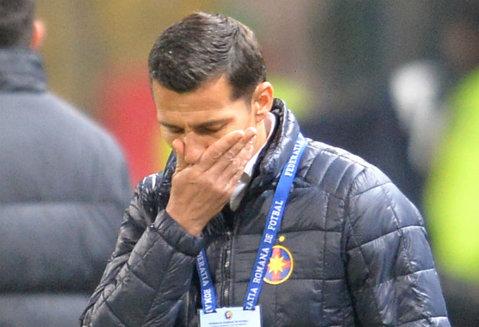 """Şumudică a citit ce se petrece la Steaua FCSB: """"Gâlcă nu e antrenorul care să pună piciorul în prag. Acolo e un conflict, ceva mocnit"""""""