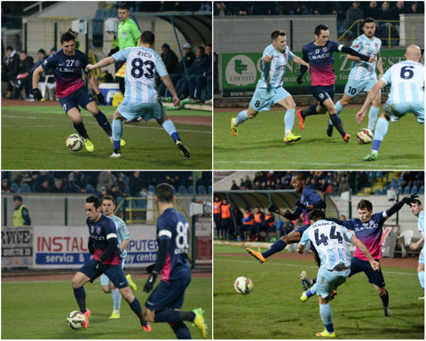 FC Botoşani - ASA Târgu Mureş 1-2. Echipa antrenată de Liviu Ciobotariu se apropie la 4 puncte de liderul Steaua