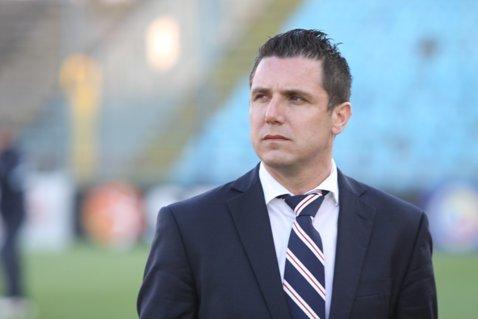 """Podiumul Ligii 1, noul obiectiv al lui ASA Tg. Mureş. Narcis Răducan: """"Suntem echipa momentului. Vom da jucători la naţională"""""""