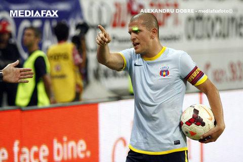 """Bourceanu s-a """"cerut afară"""" după gafa cu Pandurii: """"Am plecat pentru că am simţit că nu sunt în stare să ajut echipa"""" Prima reacţie a mijocaşului"""