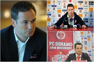 Adus la Dinamo în locul lui Teja pentru că acesta avea rezultate slabe, Stoican are un bilanţ şi mai prost. Declaraţiile sforăitoare din iarnă au lăsat locul degringoladei la gruparea lui Negoiţă