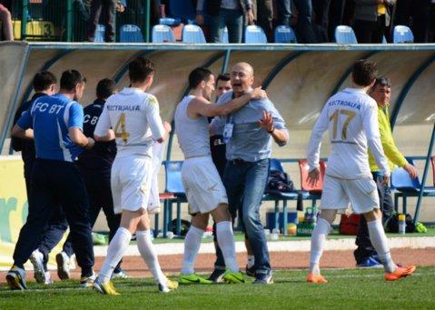 FC Botoşani - Ceahlăul 2-0. Echipa lui Leo Grozavu are mari şanse la Europa League. Piatra Neamţ, încă un pas spre retrogradare