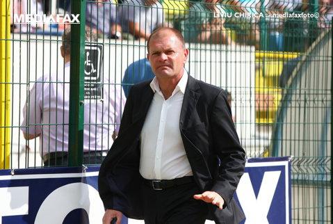 """FC Botoşani îşi continuă ascensiunea. Corner Şfaiţer: """"Am ajuns pe o poziţie pe care o merităm"""""""