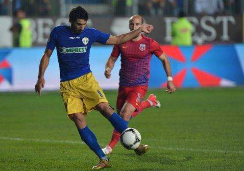 """Hamza, aşteptat cu braţele deschise la Steaua: """"E un mare jucător, ne va ajuta foarte mult"""""""