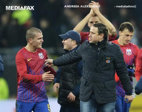 Moment crucial la Steaua! Se vrea un şoc la echipă şi se negociază plecarea lui Gâlcă. Teia Sponte insistă pentru Reghecampf, iar numirea lui e iminentă