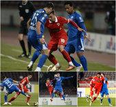 LIVE BLOG | Pandurii - Dinamo 1-2. Nicoară deschide scorul, Niculae şi Alexe întorc imediat rezultatul. Ocazii mari de ambele părţi