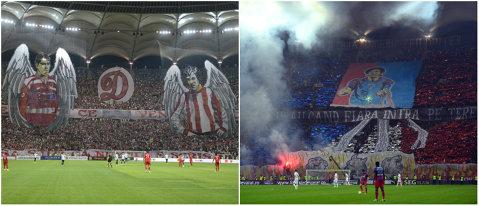 GRAFIC | De ce rămâne Dinamo – Steaua marele derby al fotbalului românesc. Bilanţul istoric al unui duel început în 1947: cine a terminat de mai multe ori în faţa celuilalt şi care a fost cea mai mare diferenţă de locuri