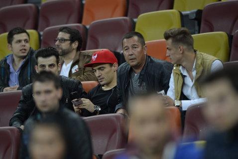 """Keşeru a venit să-şi încurajeze foştii colegi la derby-ul cu Dinamo: """"Am trăit meciul în tribună la fel ca atunci când eram în teren. Dacă ia titlul, voi veni personal să-mi iau medalia"""""""