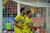 """Steaua l-a redescoperit pe Stanciu. Hizo: """"Eu l-am criticat cel mai mult pe Nicuşor. Acum începe să înţeleagă"""". Momentul care nu s-a văzut la TV la faza penalty-ului"""