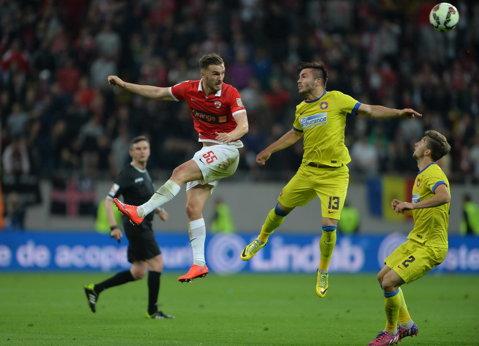 """Mulţescu pune sare pe rană: """"Steaua trebuia bătută. Trece printr-o perioadă grea"""""""