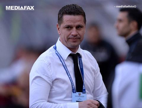 """OFICIAL   Dinamo i-a reziliat contractul lui Flavius Stoican. Prima reacţie a fostului antrenor al """"câinilor"""""""