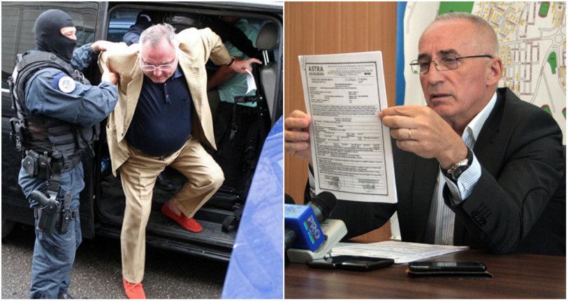 """Dan Adamescu, acuzat că a devalizat Oţelul: """"A luat patru milioane de euro în primele două săptămâni!"""". Marius Stan, primarul Galaţiului, prezintă proba """"indubitabilă a jafului pe care aceşti ticăloşi l-au făcut"""""""