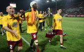 Actualii şi foştii jucători ai CFR-ului au celebrat victoria de la TAS pe facebook. Ce au scris Tony da Silva, Păun sau Rada