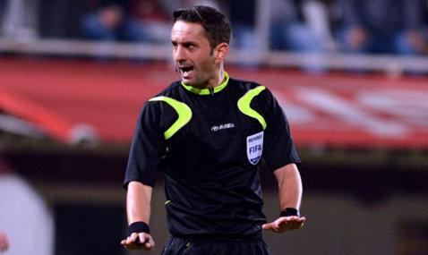 Colţescu şi Avram, delegaţi la meciurile pe care ASA Târgu Mureş şi Steaua le vor disputa duminică