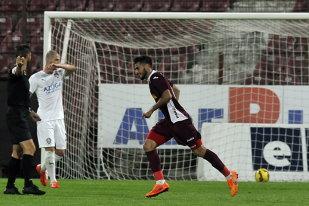 """Liga 1, fără """"farmecul vieţii"""". Rapid a retrogradat matematic, după 1-2 la Cluj, cu CFR"""