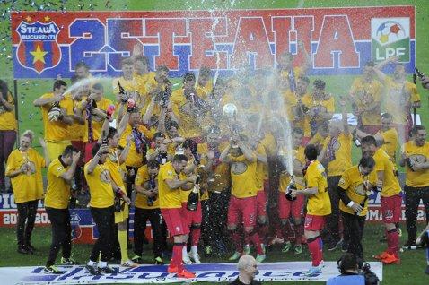 LPF ar putea trimite medaliile şi tricourile de campioni doar la Târgu Mureş. De ce nu la Iaşi?