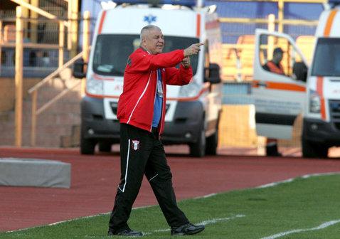 """Florin Marin: """"Nu suntem motivaţi de nimeni pentru meciul de la Târgu Mureş"""""""