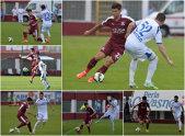 LIVE BLOG | Rapid - Pandurii 0-0. Daniel Niculae are prima mare ocazie a meciului, dar trimite în bară. Galeria cere plecarea lui Moraru