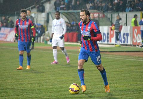 STATISTICĂ | 700 de goluri s-au înscris în sezonul 2014-2015 al Ligii 1. Media: 20,6 pe etapă. Steaua, cele mai multe goluri în deplasare