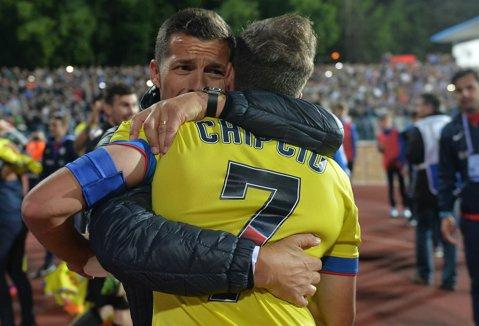 """Scutariu, despre """"sanctificarea fotbalistică a lui Gâlcă"""": «Bocitoarele lui Costel şi setea de normalitate»"""