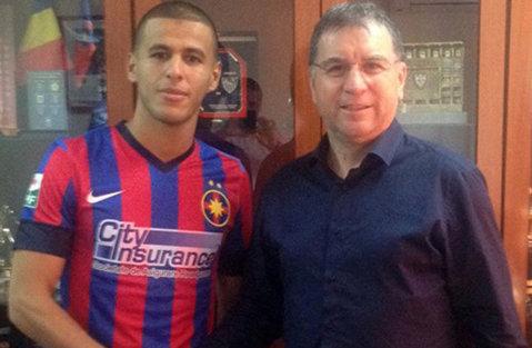 Pe cine a transferat în realitate Steaua? Un foarte respectat antrenor din Anglia dezvăluie de ce a plecat Tahar de la Sheffield